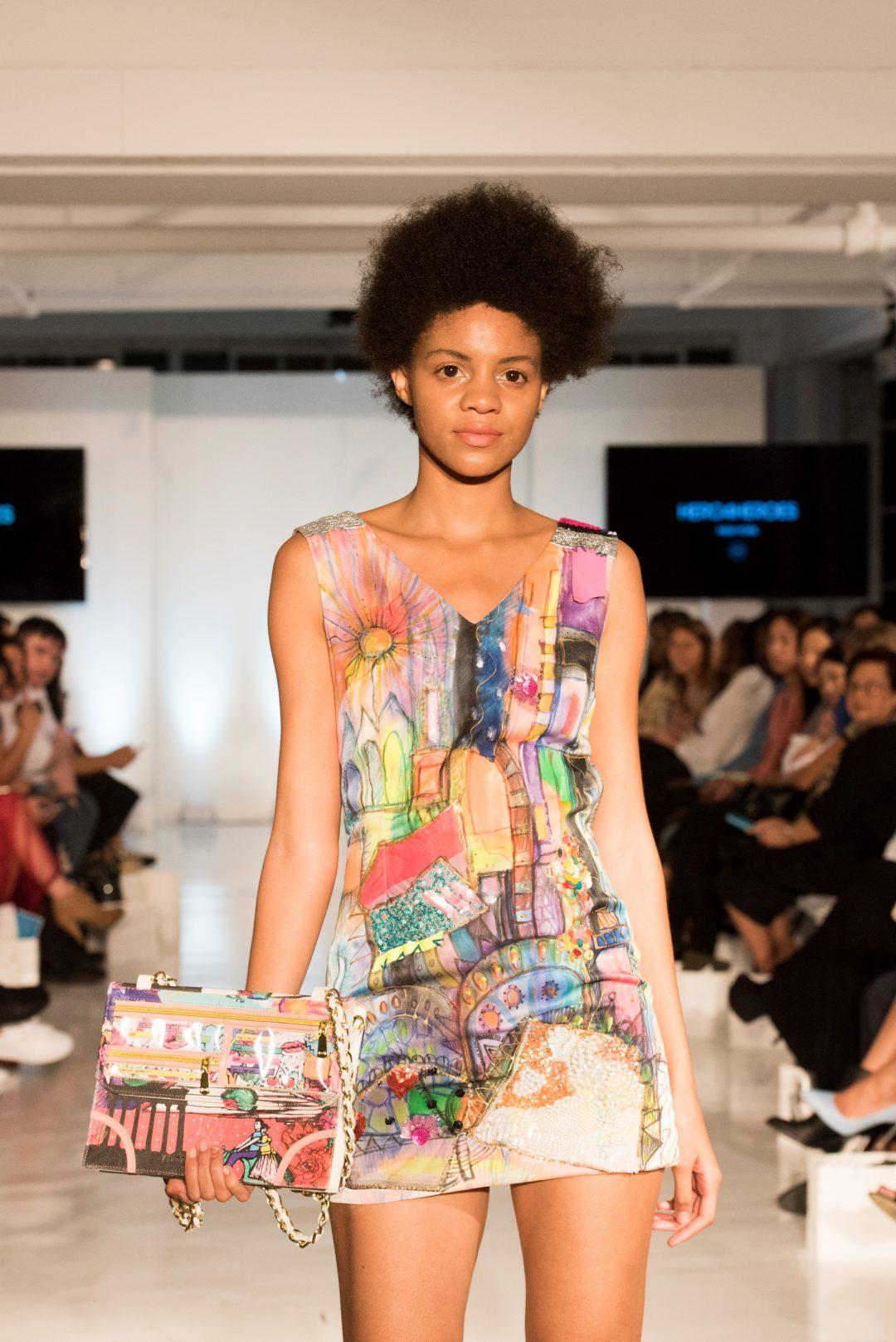 Hero4Heroes on New York fashion week