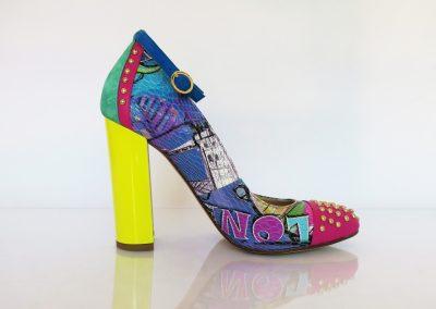 Hero4Heroes heels- LONDON